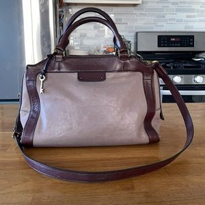 Fossil Handbag / Shoulder Bag